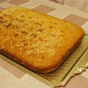 Вкусный Лимонный пирог