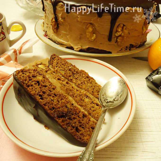 Торт прага без яиц — десерт для поста или вегетарианской кухни самый нежный торт панчо!