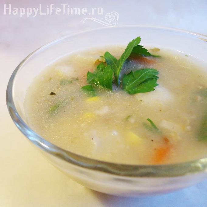 Суп за 15 минут!