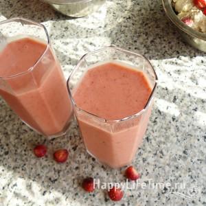 ягодное ласси
