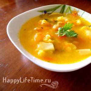 суп на сыворотке